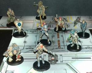 mercenaires groupe 2